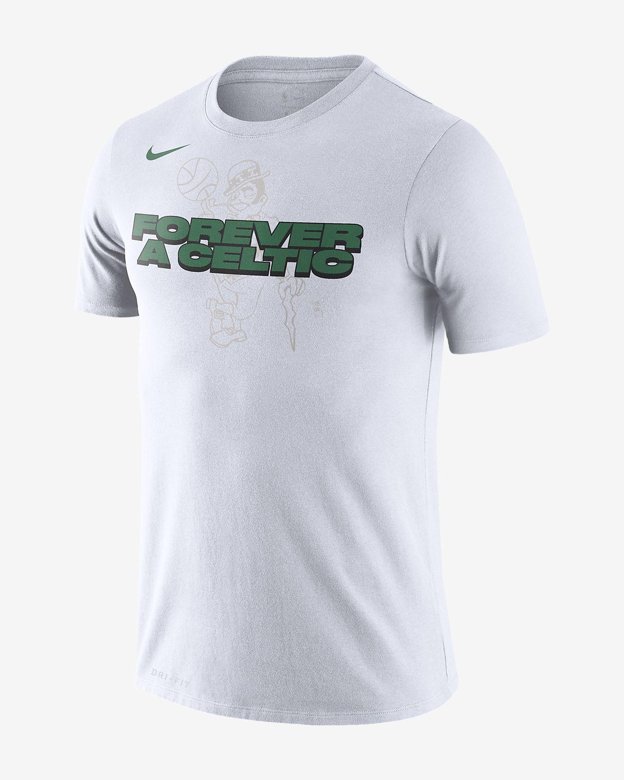 ボストン セルティックス ナイキ Dri-FIT メンズ NBA Tシャツ