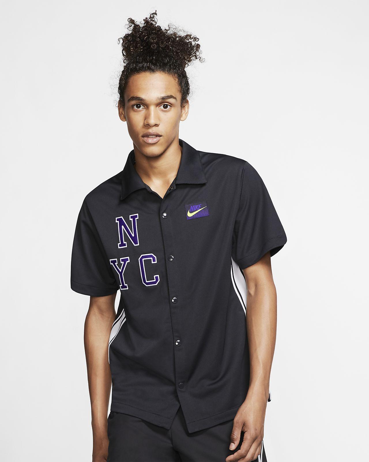 NikeCourt Short-Sleeve Tennis Top