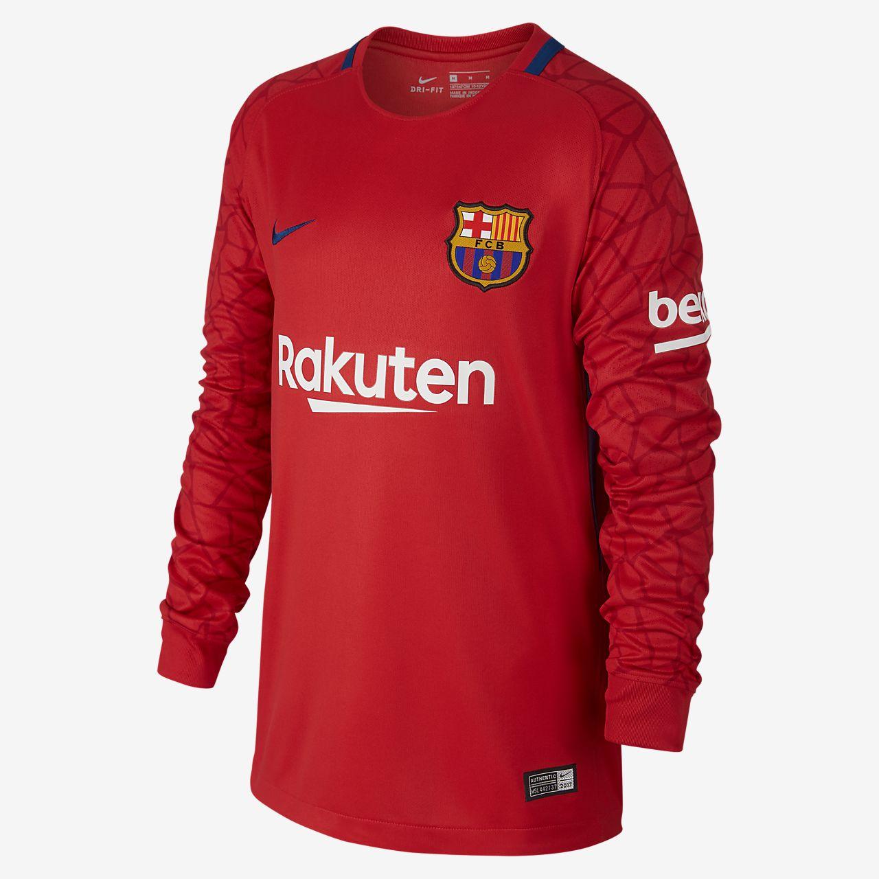 new style b04ec fdc69 fc barcelona football jersey