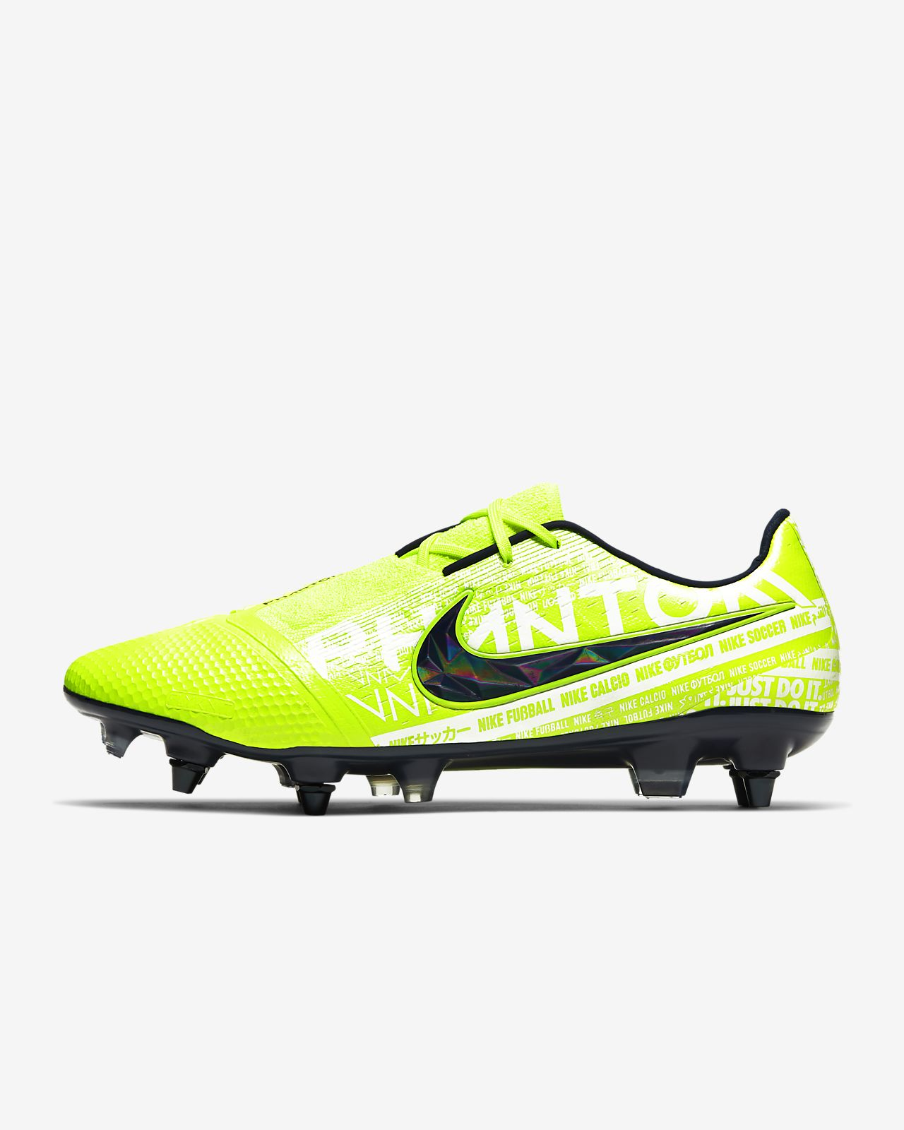 Nike Phantom Venom Elite SG-Pro Anti-Clog Traction Botes de futbol per a terreny tou