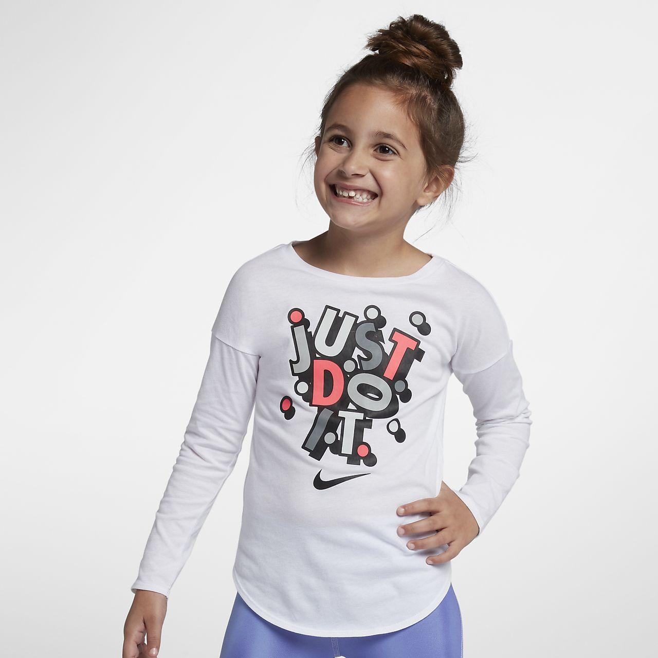 Nike Little Kids' JDI T-Shirt
