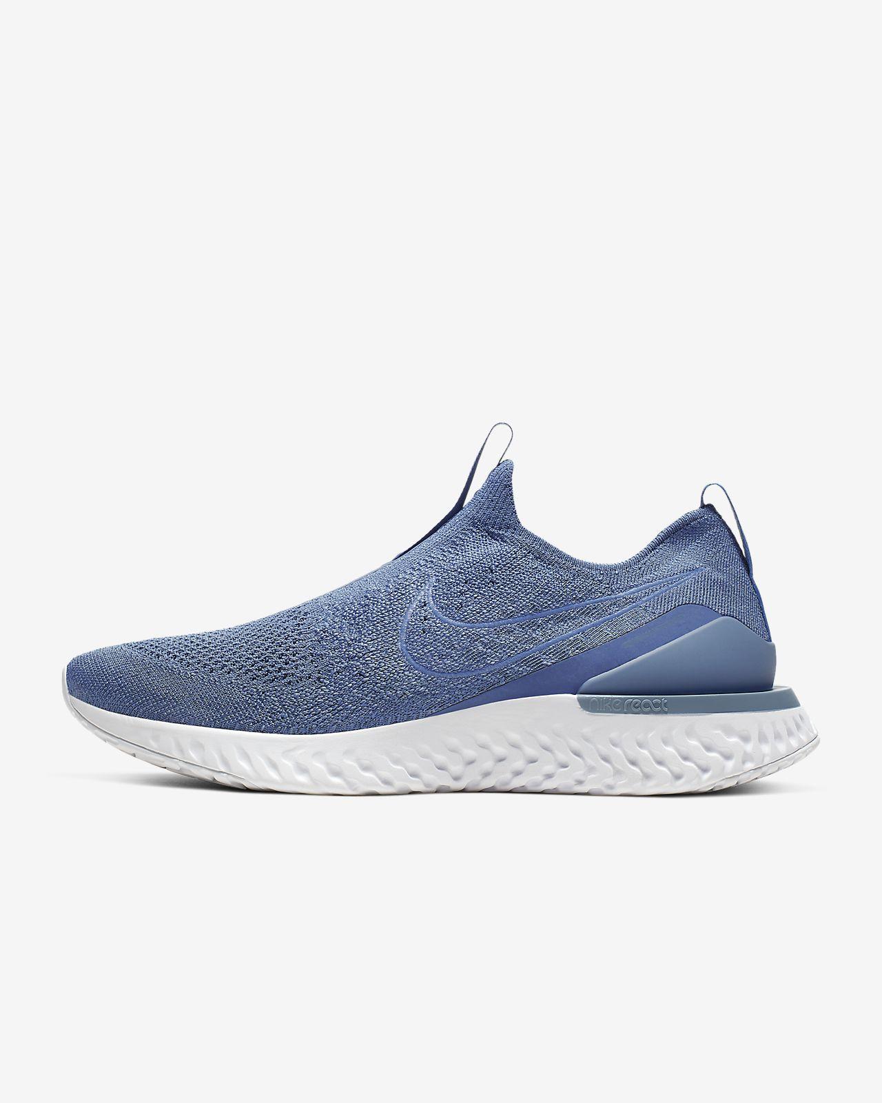new product 69096 54721 Nike Epic Phantom React Flyknit Men's Running Shoe