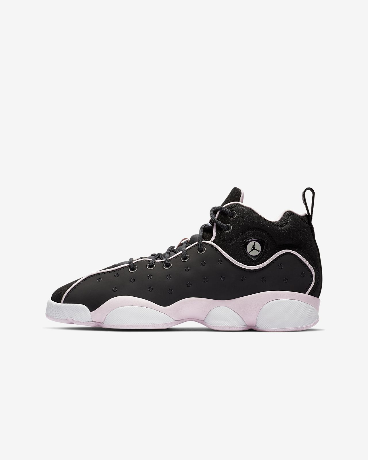 c681c2f2f0a88b Jordan Jumpman Team II (3.5y-7y) Big Kids  Shoe. Nike.com