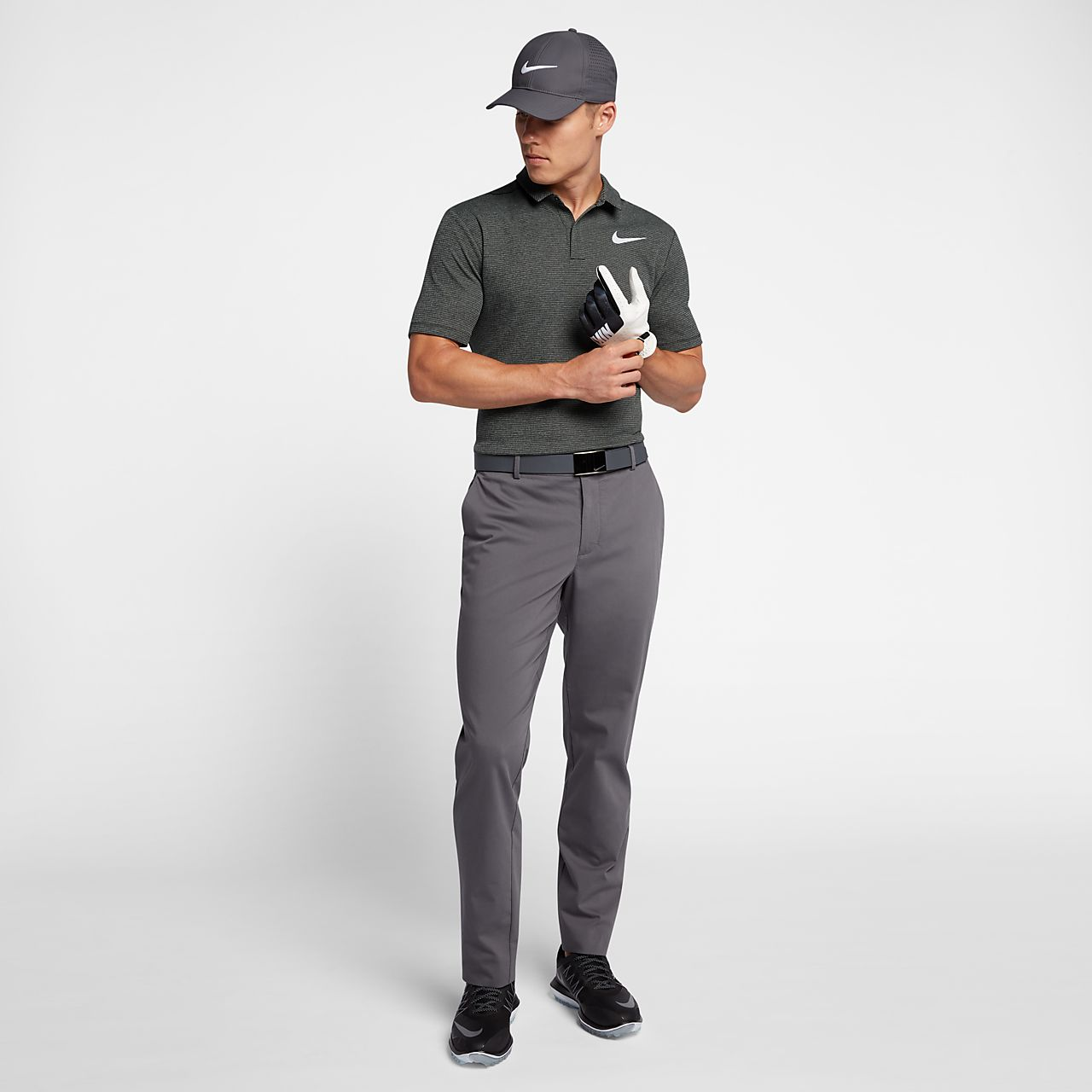 nike golf herren shirt