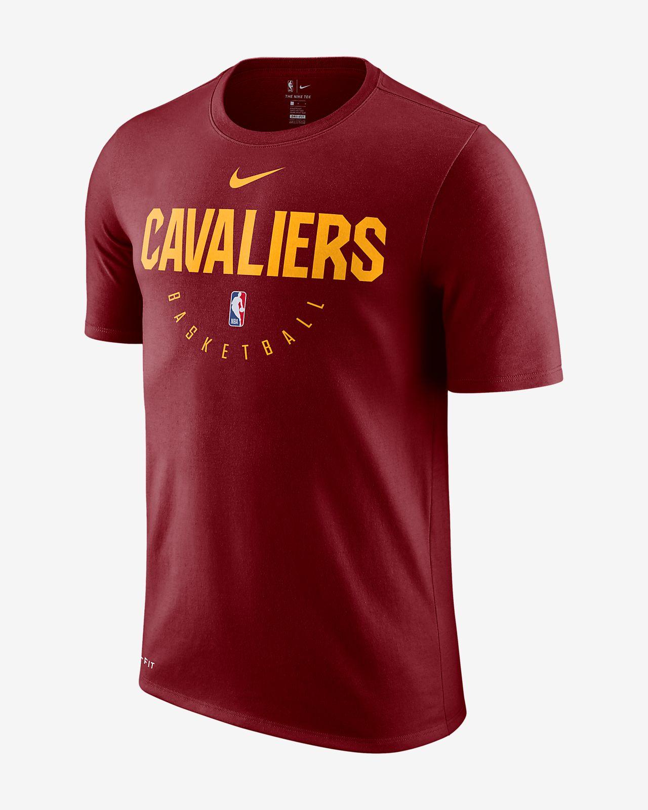 8b19be965 Cleveland Cavaliers Nike Dri-FIT Men's NBA T-Shirt. Nike.com IL