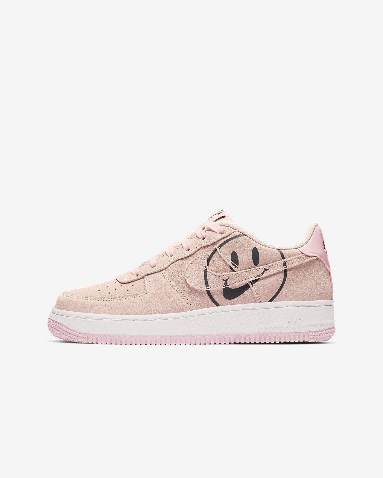 low priced 3a61d 21c03 ... Nike Air Force 1 LV8 2 Big Kids  Shoe