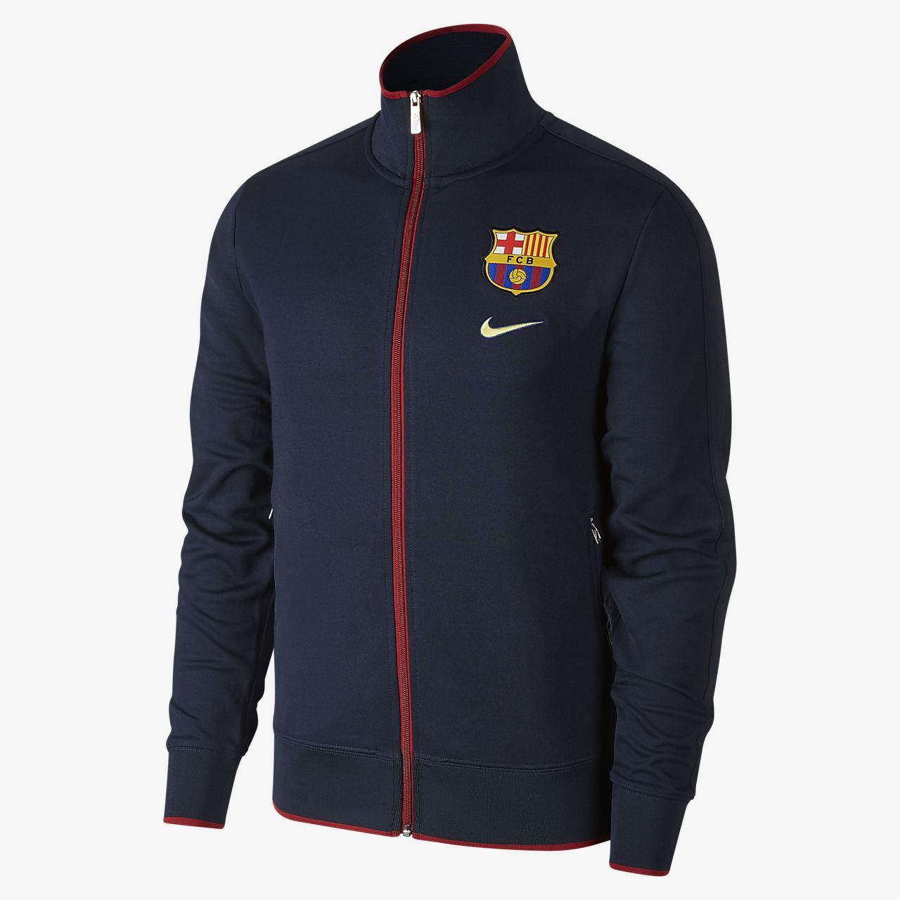 Kurtka męska FC Barcelona N98