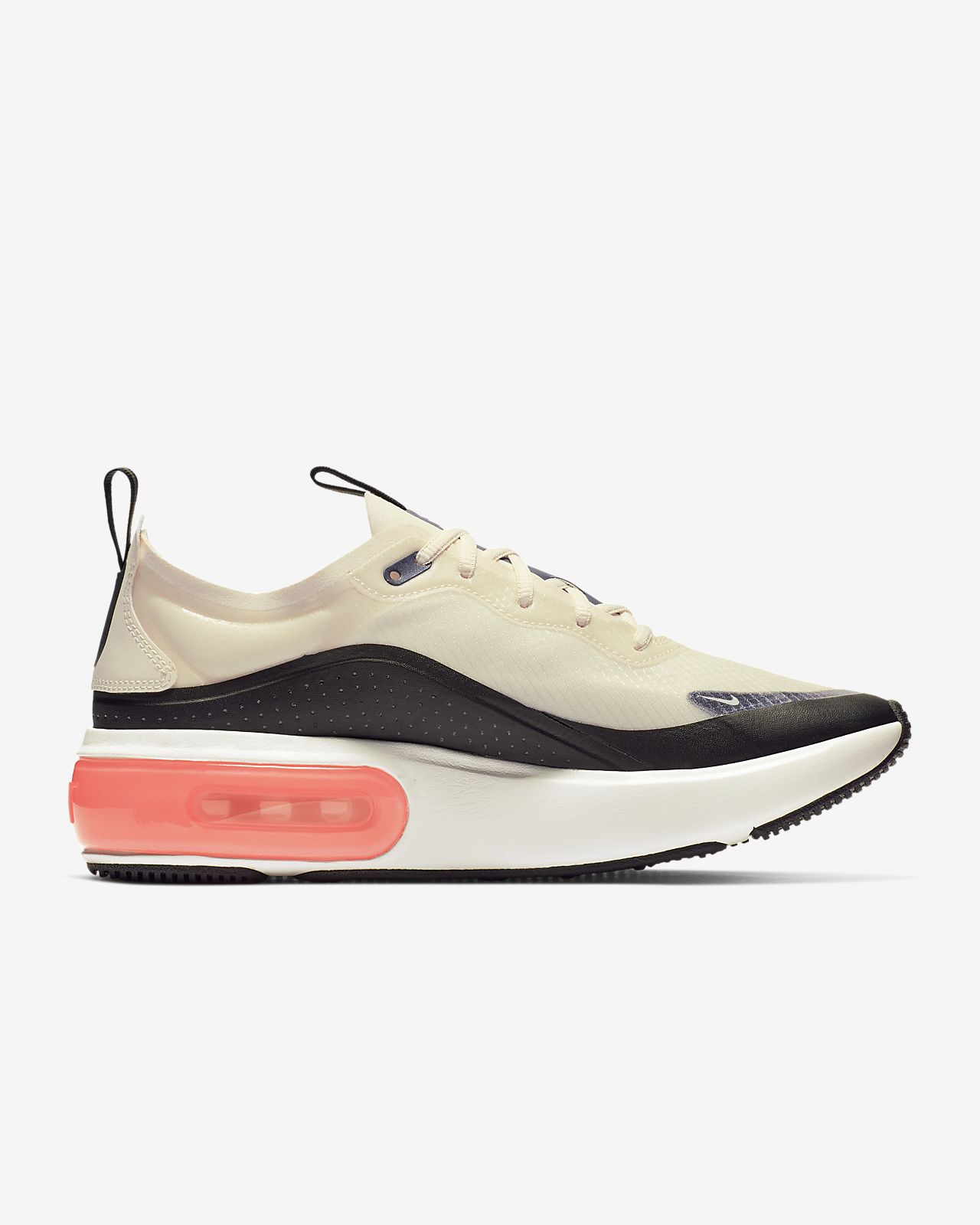 Nike Air Max Dia Schwarze Sneaker Schwarz