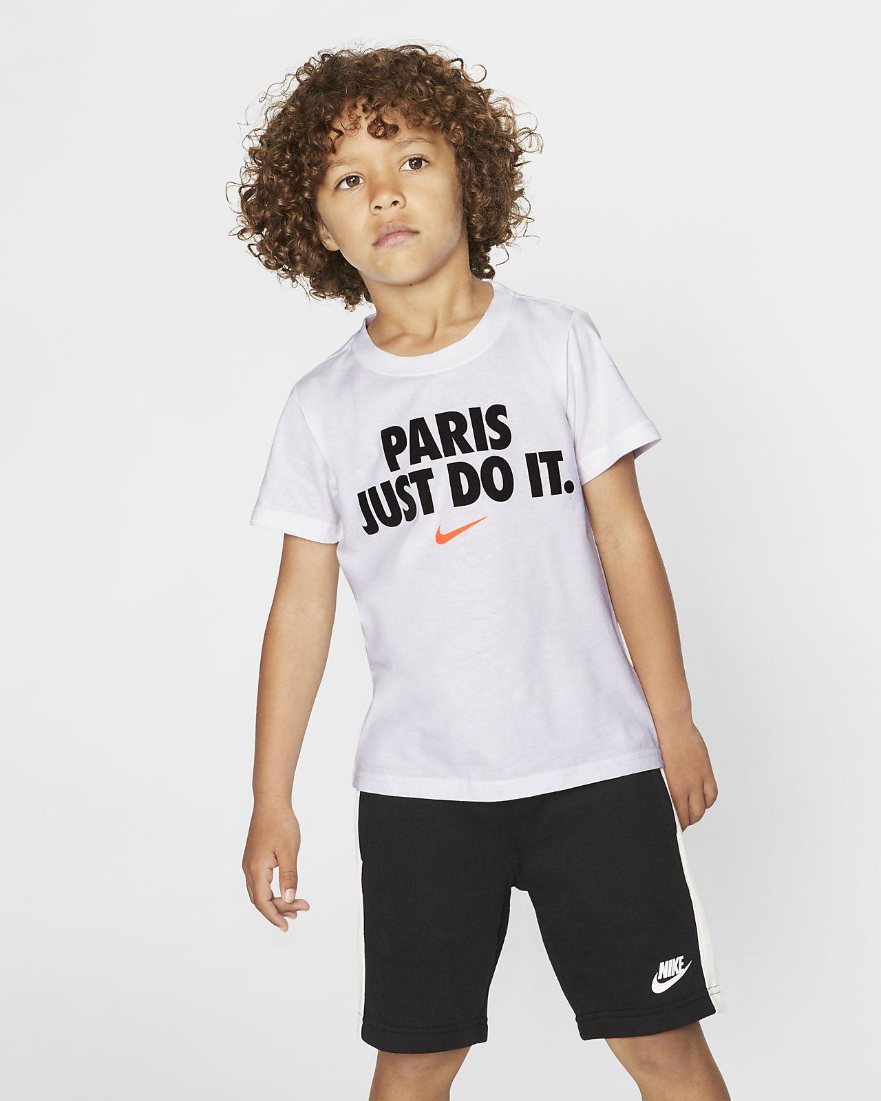 tee shirt nike enfants