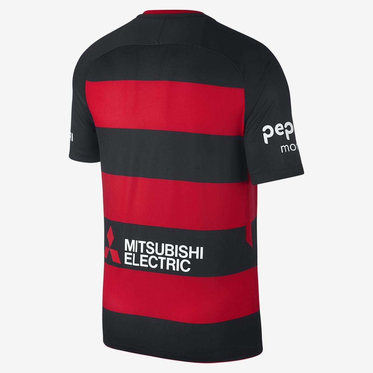 ... temporada Camiseta de fútbol para hombre Western Sydney FC de local  para aficionados ce25bd1f983d7