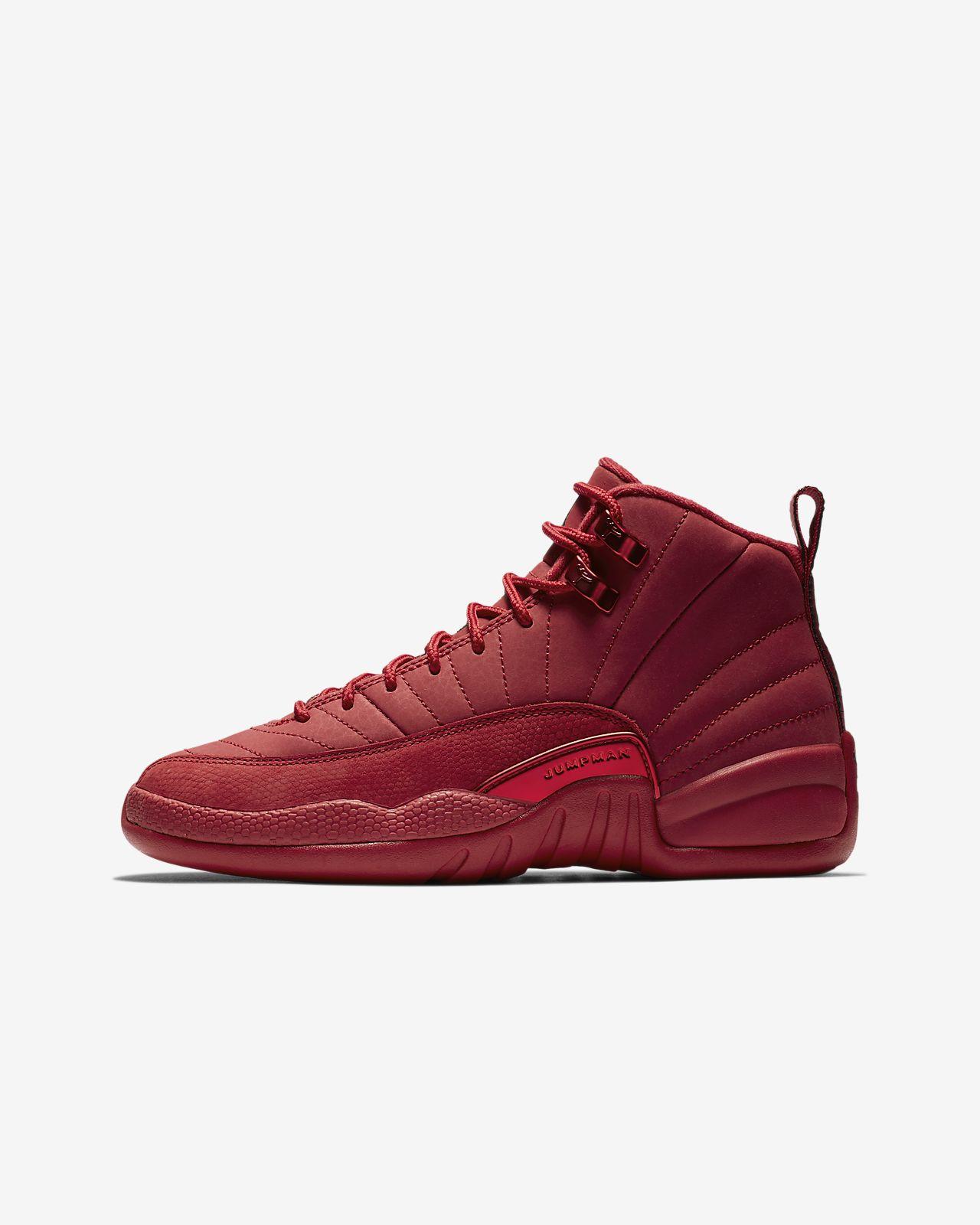 Air Jordan Retro 12 大童鞋款