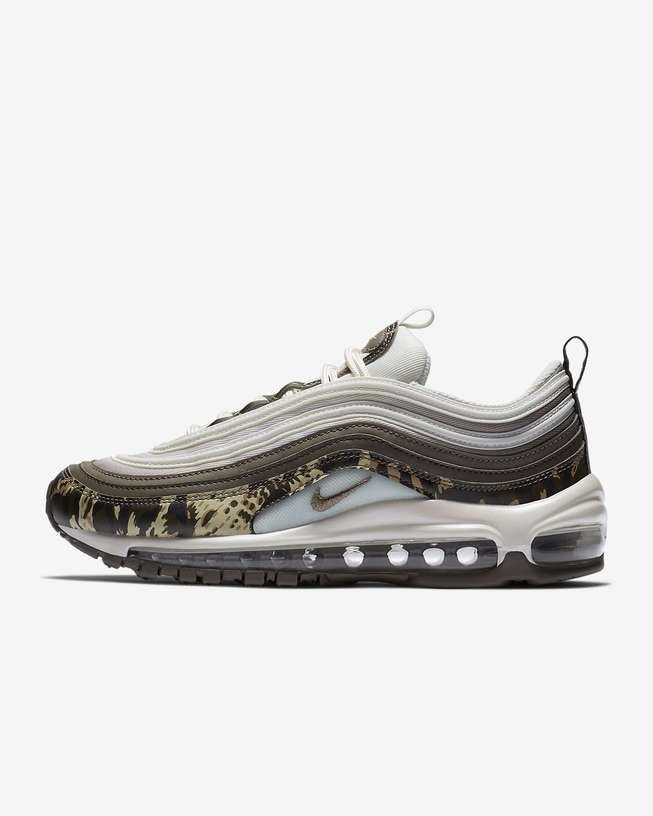 best sneakers 42bac 0cba6 italy chaussure nike air max 97 premium animal camo pour femme 789db 01bdf