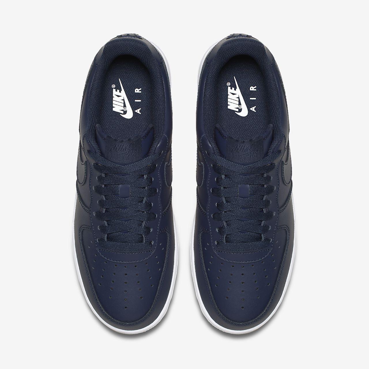 Zapatillas Nike Air Force 1 '07 Azul Hombre