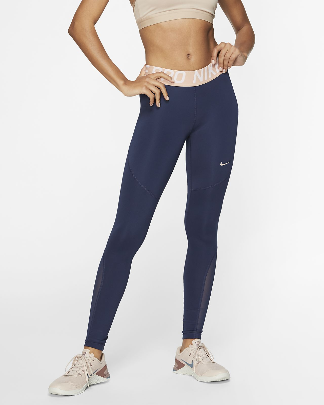 Tights Nike Pro - Donna
