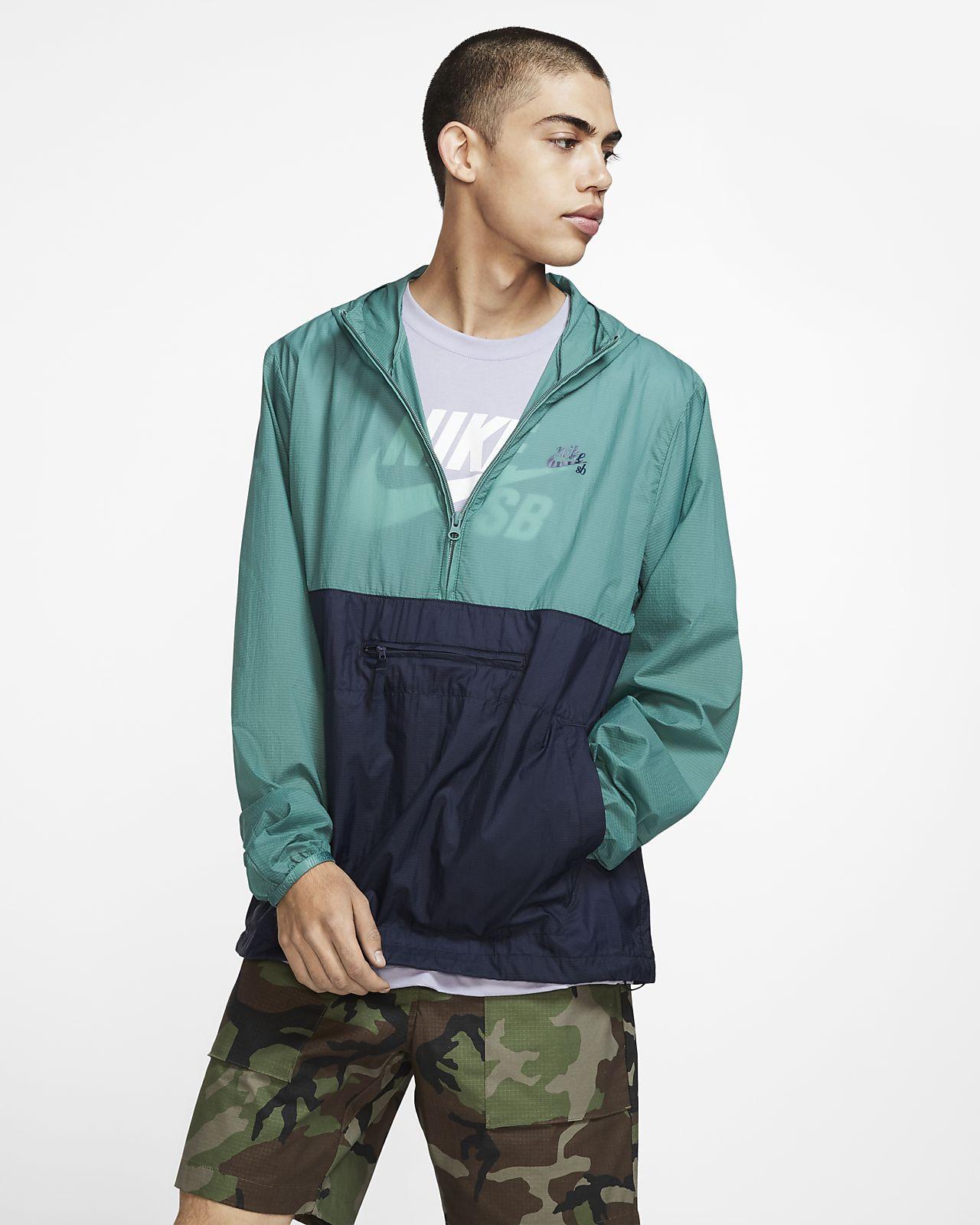 Куртка-анорак для скейтбординга Nike SB