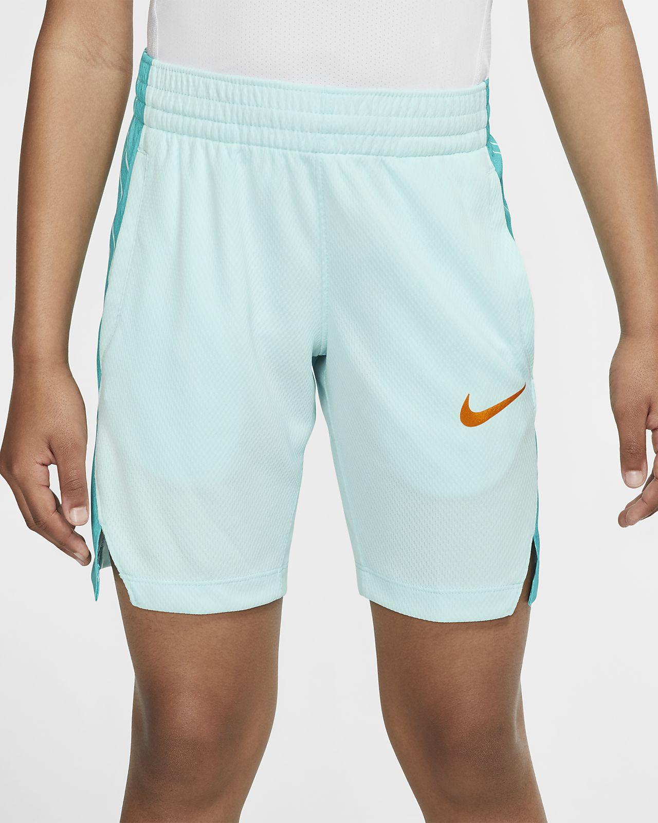 Nike Dri-FIT Elite Big Kids' (Girls') Basketball Shorts