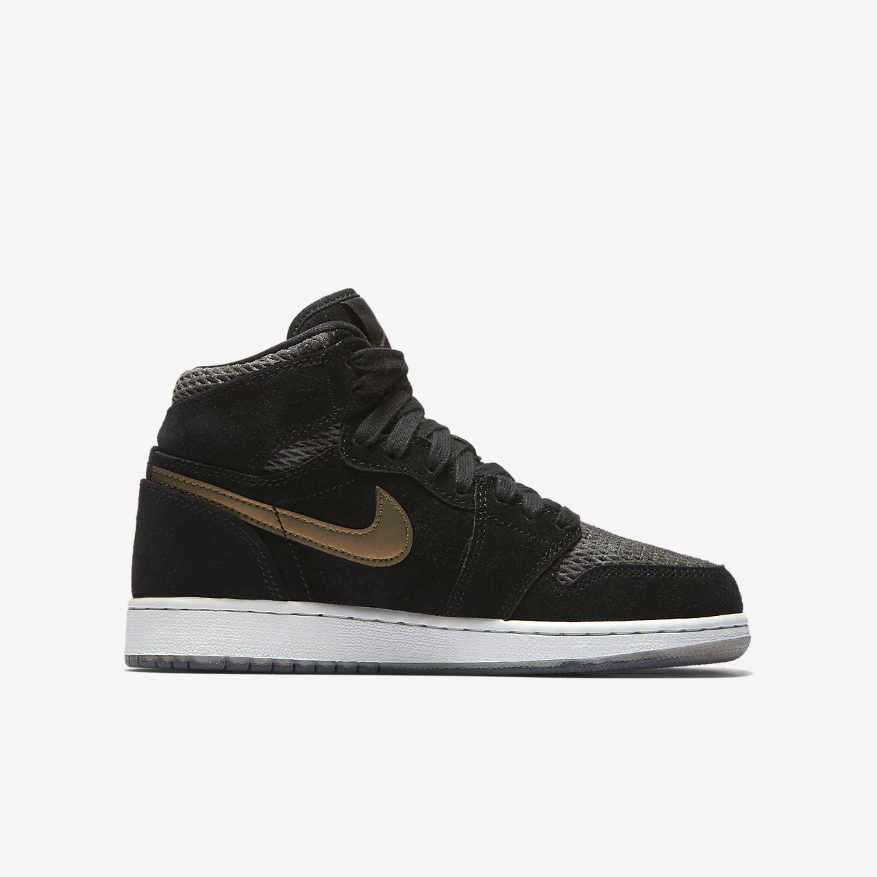 air jordan 1 retro high premium big kids shoe