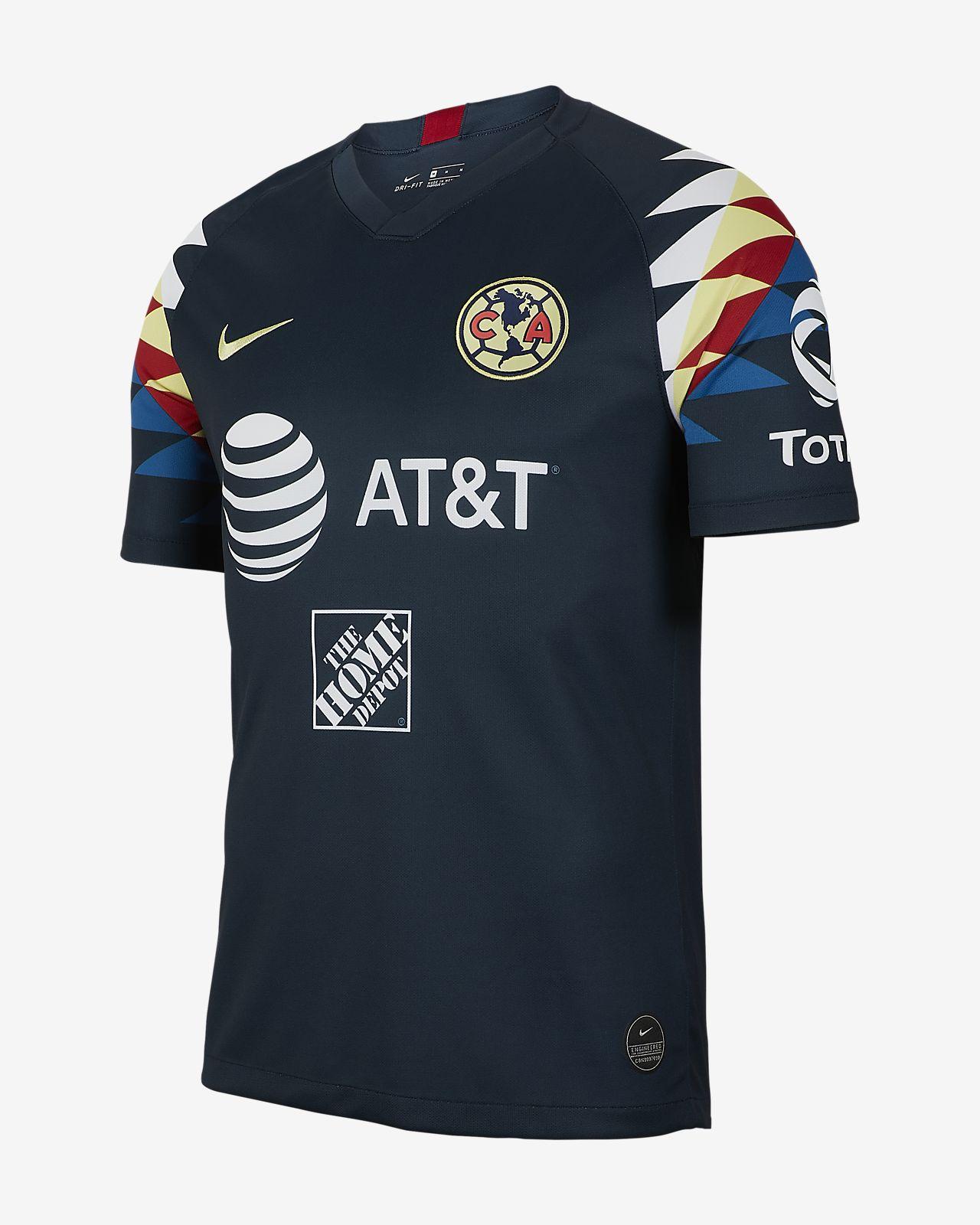 Camiseta de fútbol de visitante para hombre Stadium del Club América 2019/20