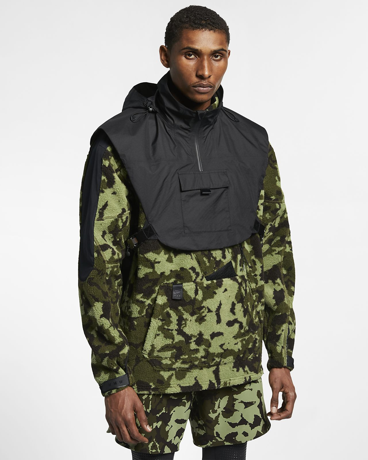 Nike x MMW Men s Hooded Fleece Jacket. Nike.com IN 98c7d3d75
