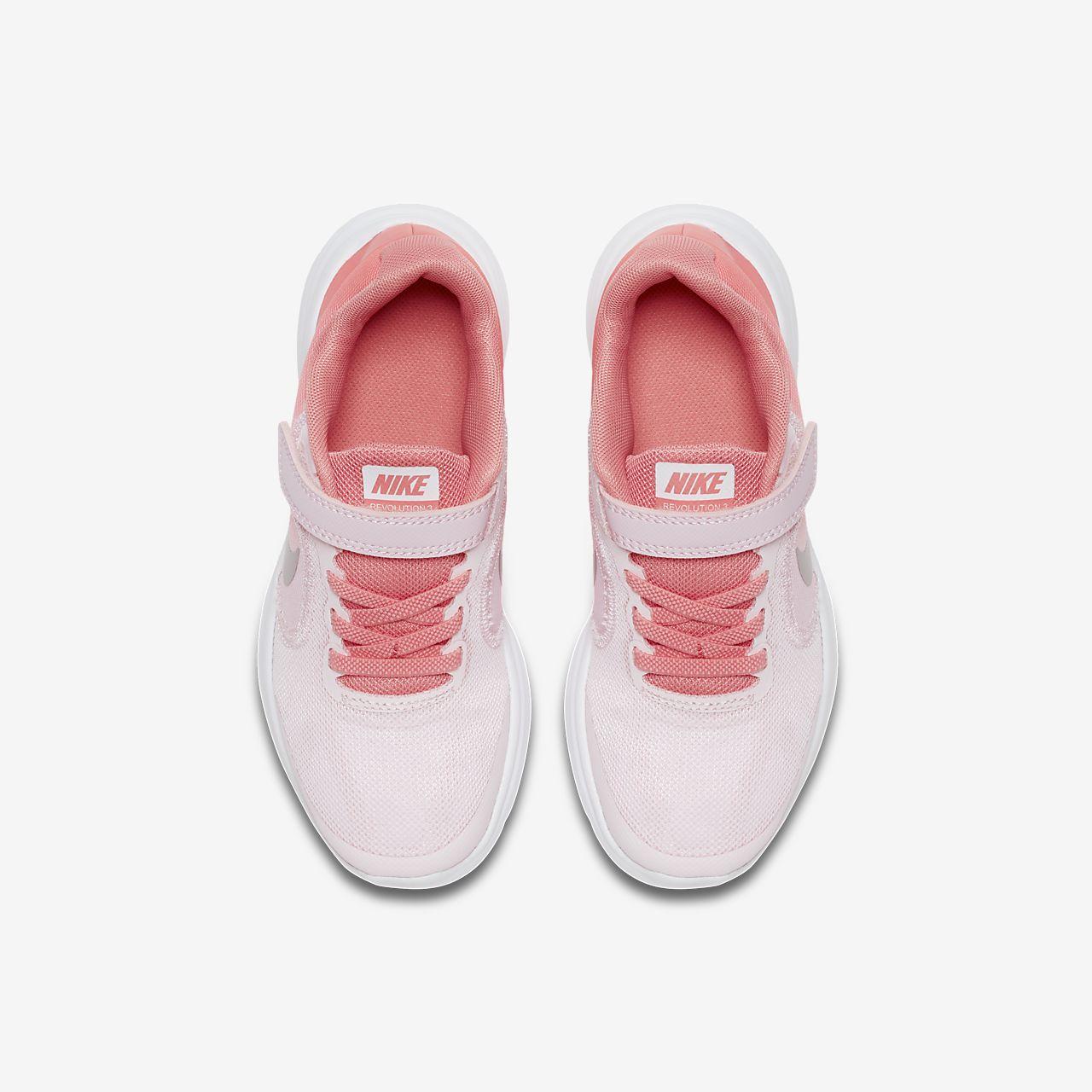 e8172311318 Nike Revolution 3 Younger Kids  Running Shoe. Nike.com GB