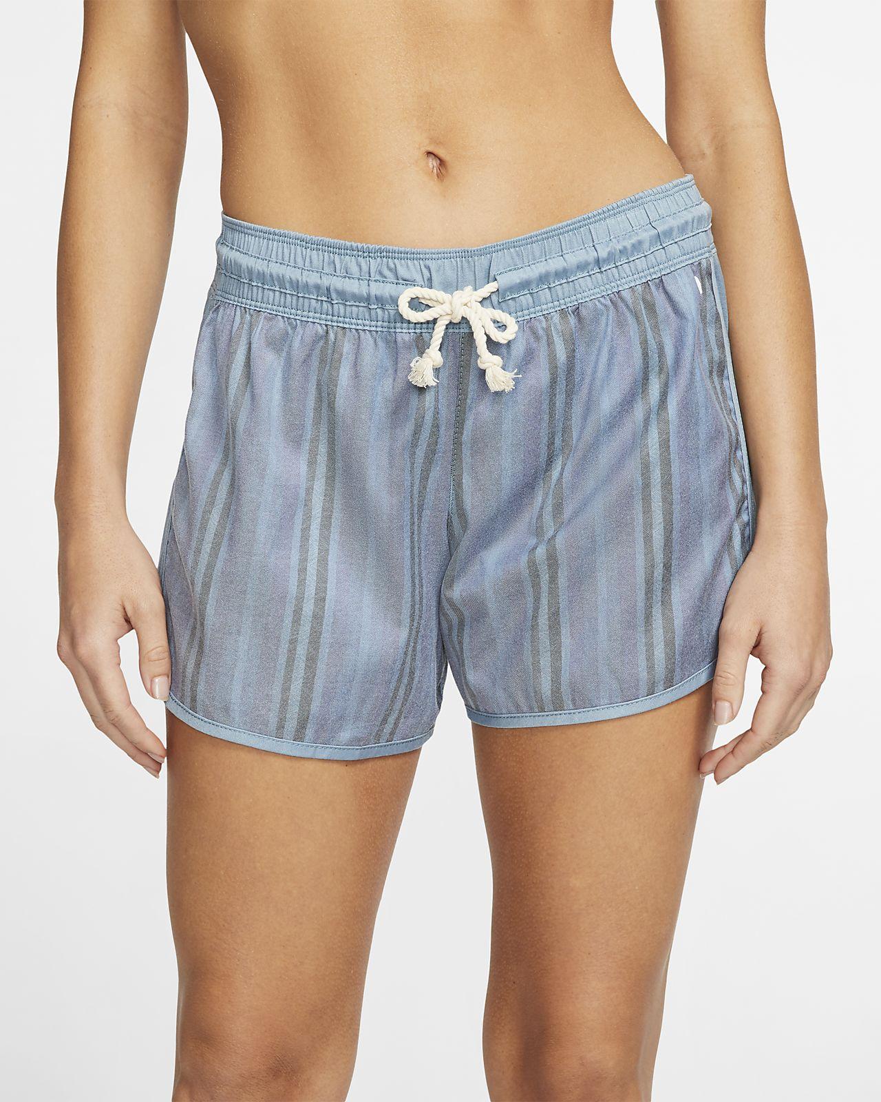 Hurley Herringstripe Women's Board Shorts