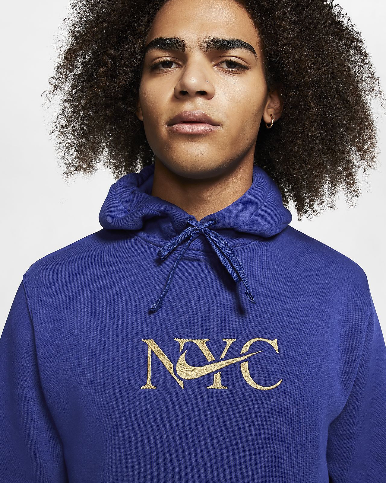 Nike Sportswear Men's NYC Pullover Hoodie