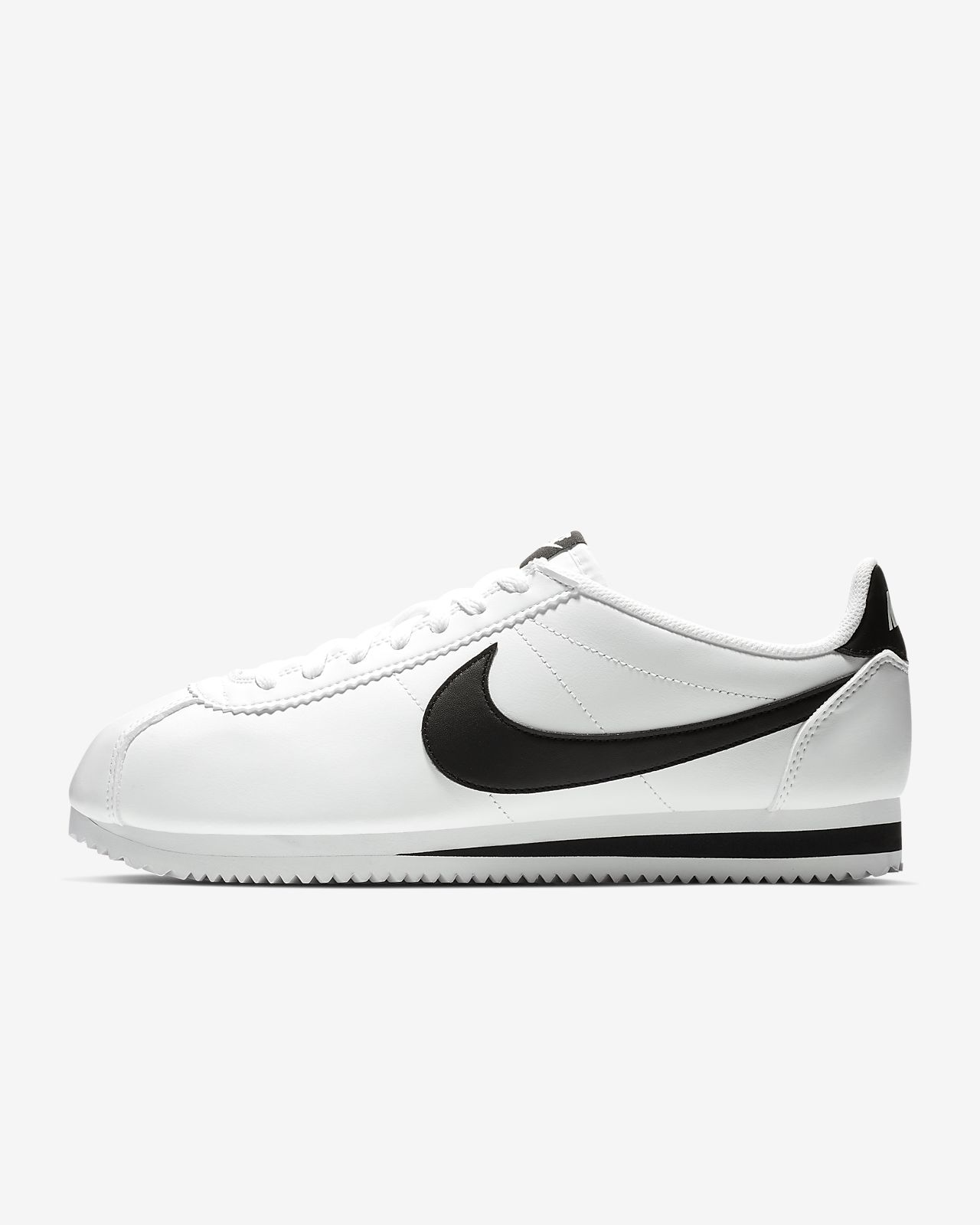 Nike Classic Cortez Nylon Blue White Red Shoes