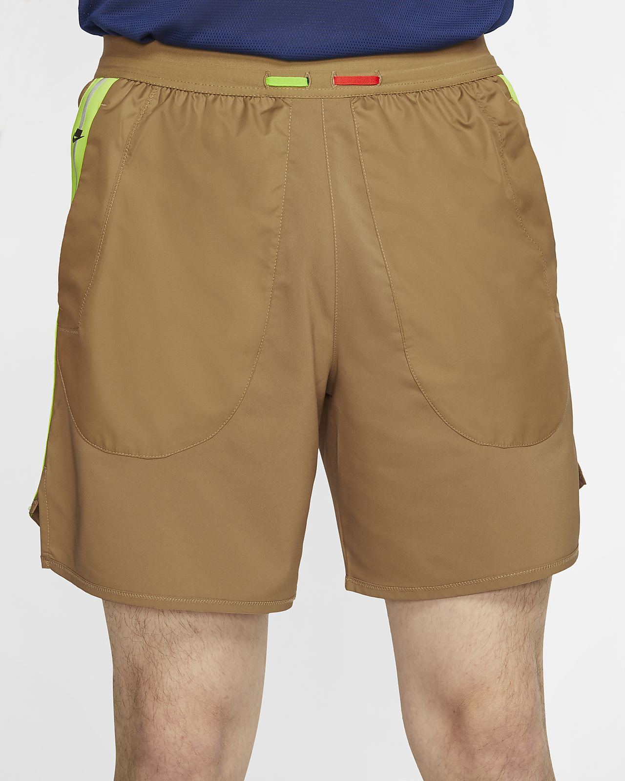 Short de running Nike 18 cm pour Homme