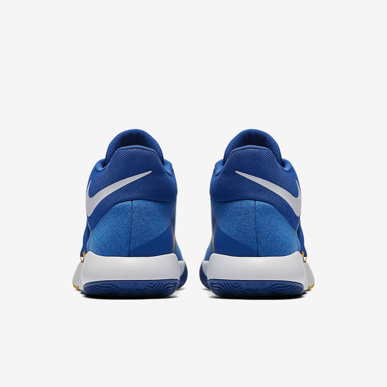 blue kd sneakers lunarlon cushioning