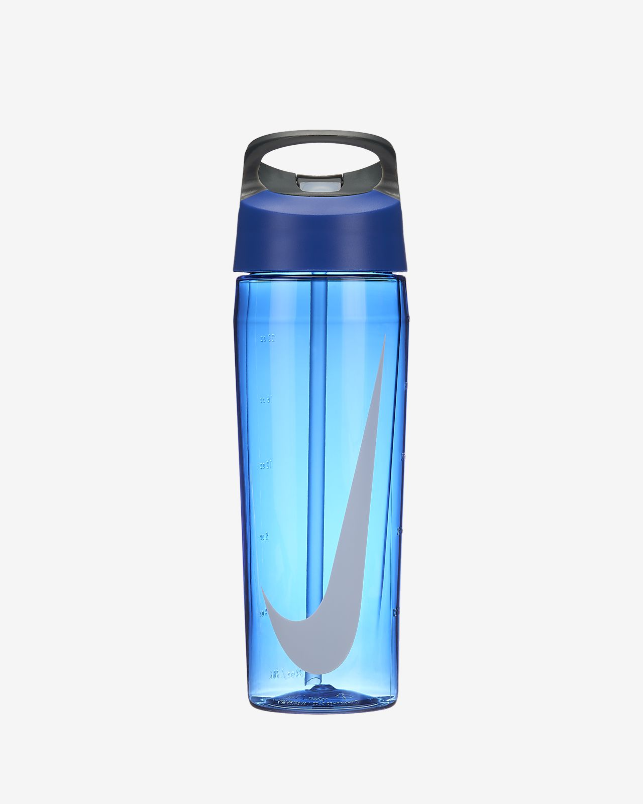 Nike ca. 710 ml TR HyperCharge Straw Wasserflasche