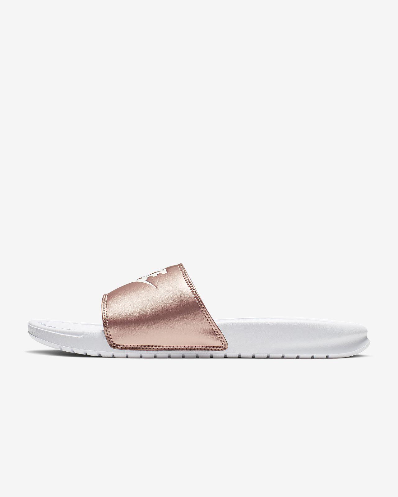sale usa online competitive price new arrive Nike Benassi Women's Slide