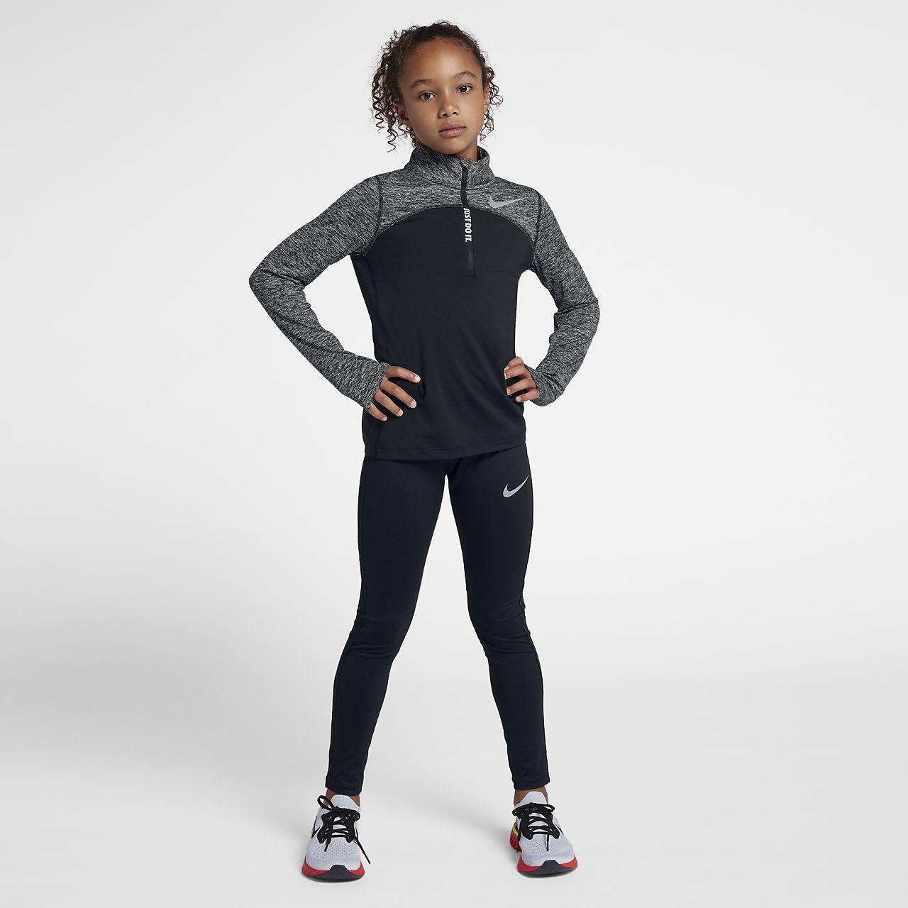 a6a675c1ebde44 Nike Power Older Kids' (Girls') 3/4 Running Tights. Nike.com ZA