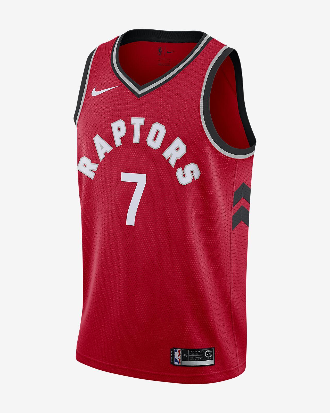 カイル ラウリー ラプターズ アイコン エディション ナイキ NBA スウィングマン ジャージー