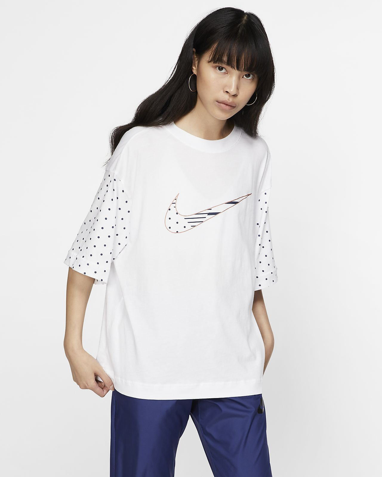 Dámské tričko Nike Sportswear Essential s krátkým rukávem