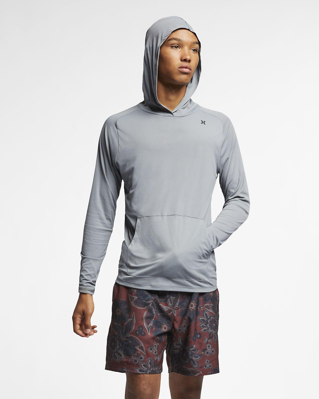 ee5f05587200 Pánský top s dlouhým rukávem a kapucí Hurley Quick Dry. Nike.com CZ