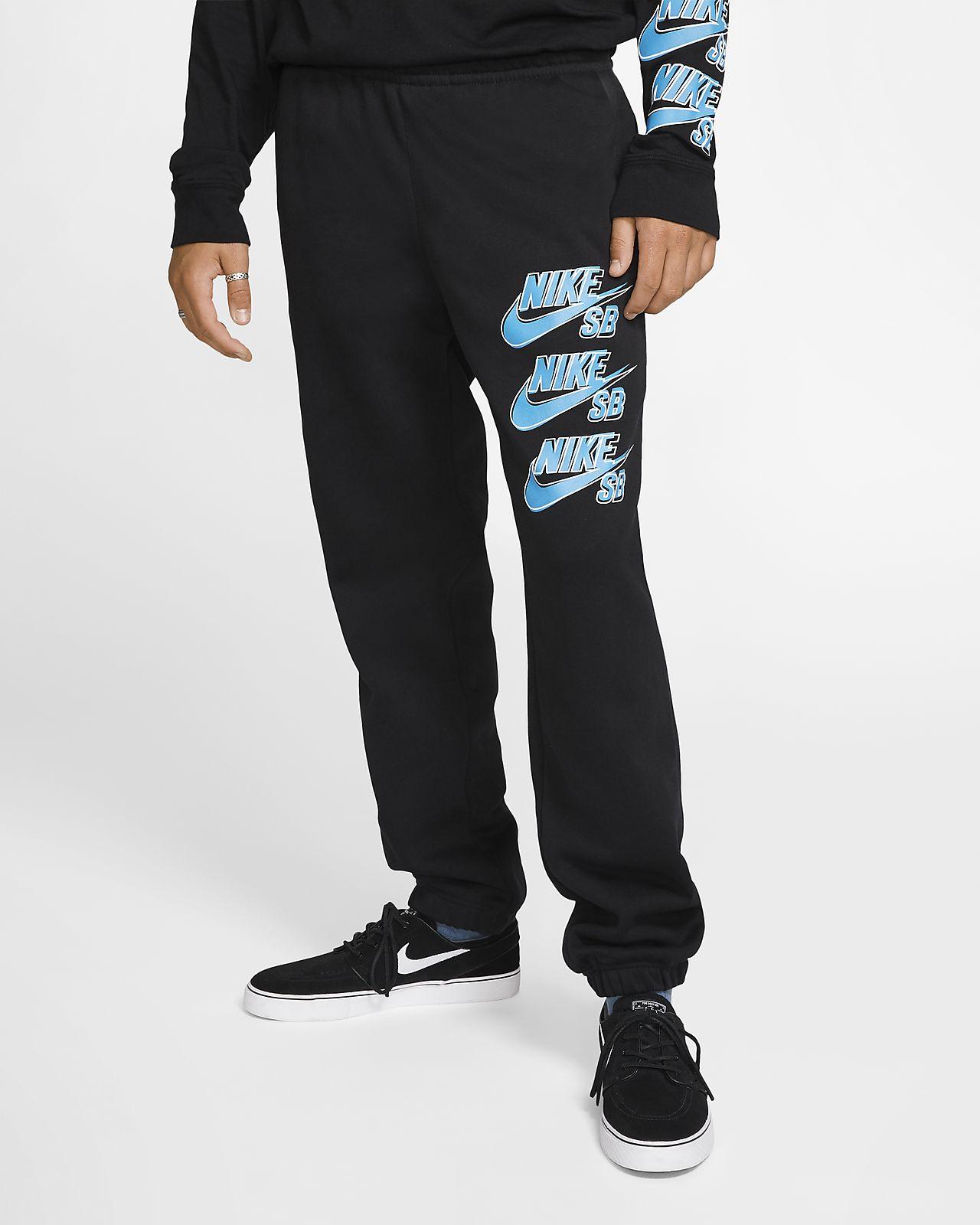 Ανδρικό φλις παντελόνι skateboarding Nike SB Icon