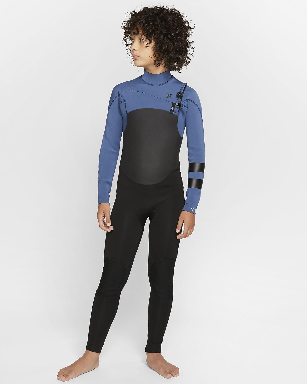 Hurley Advantage Plus 3/2 mm Fullsuit våtdrakt til barn