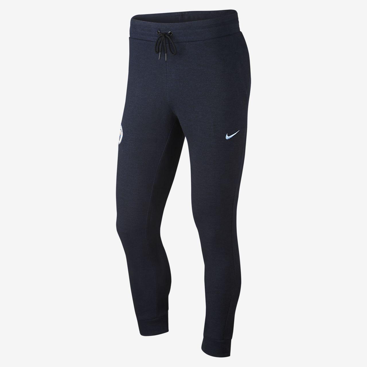 Pantalones de entrenamiento para hombre Manchester City FC