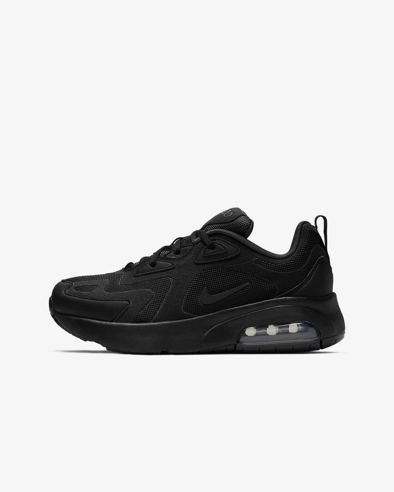 Nike Air Max 200-sko til store børn