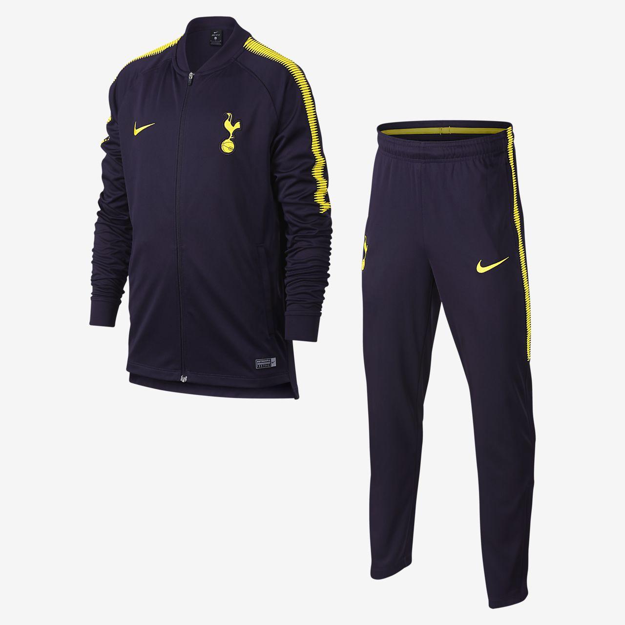 Allenamento calcio Tottenham Hotspur modello