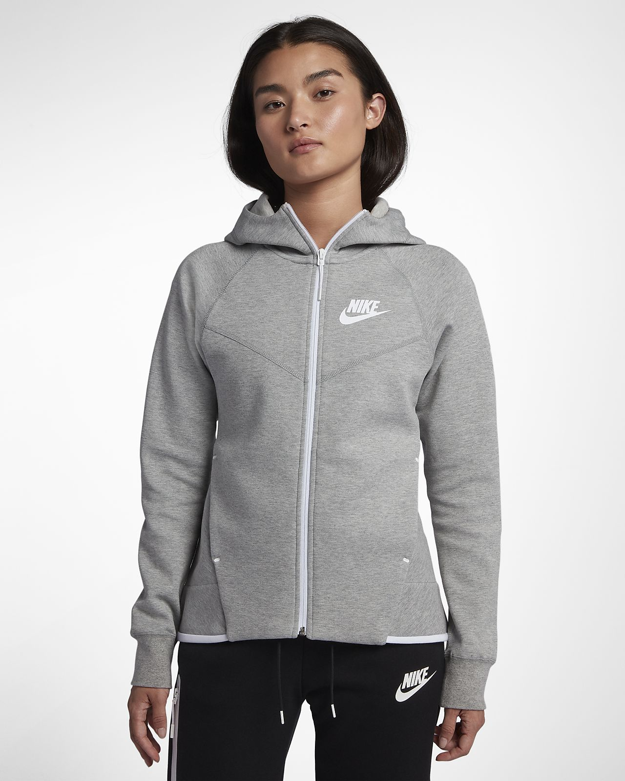 Nike Sportswear Tech Fleece Windrunner Women's Full Zip Hoodie