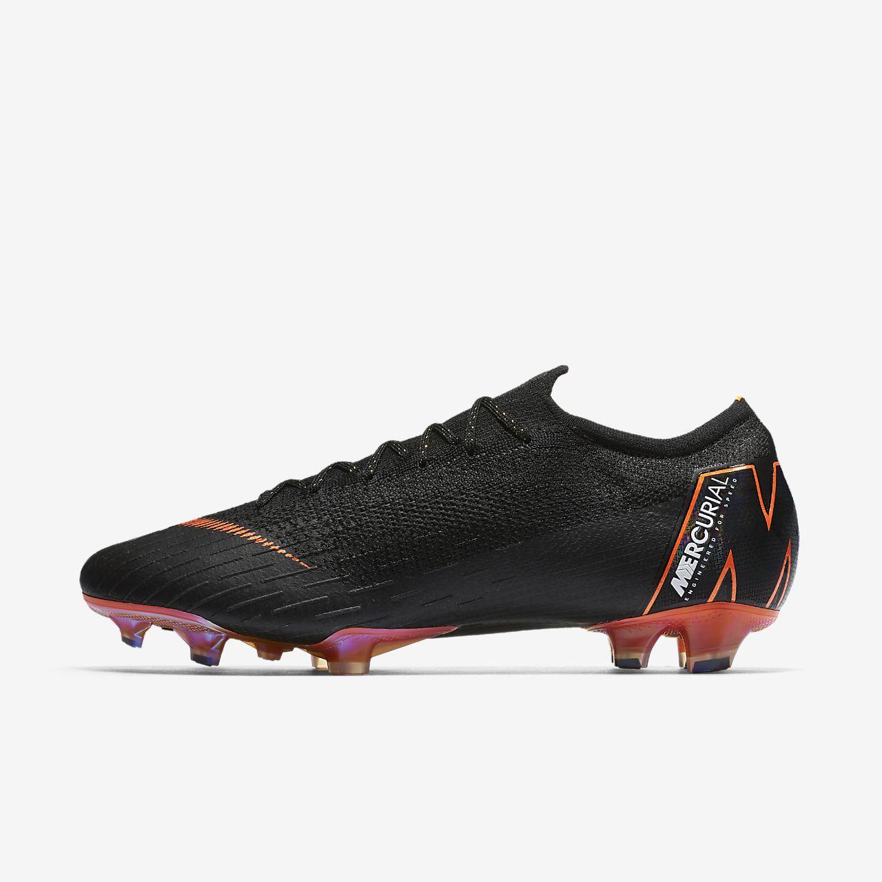 Zapatos naranjas Nike Mercurial Vapor para hombre YoZqJ1