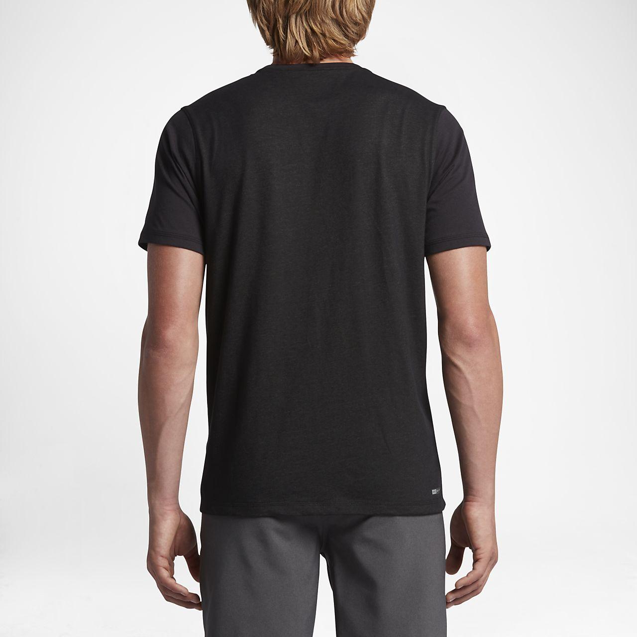 ... Hurley Dri-FIT Lagos Pocket Crew Men's T-Shirt