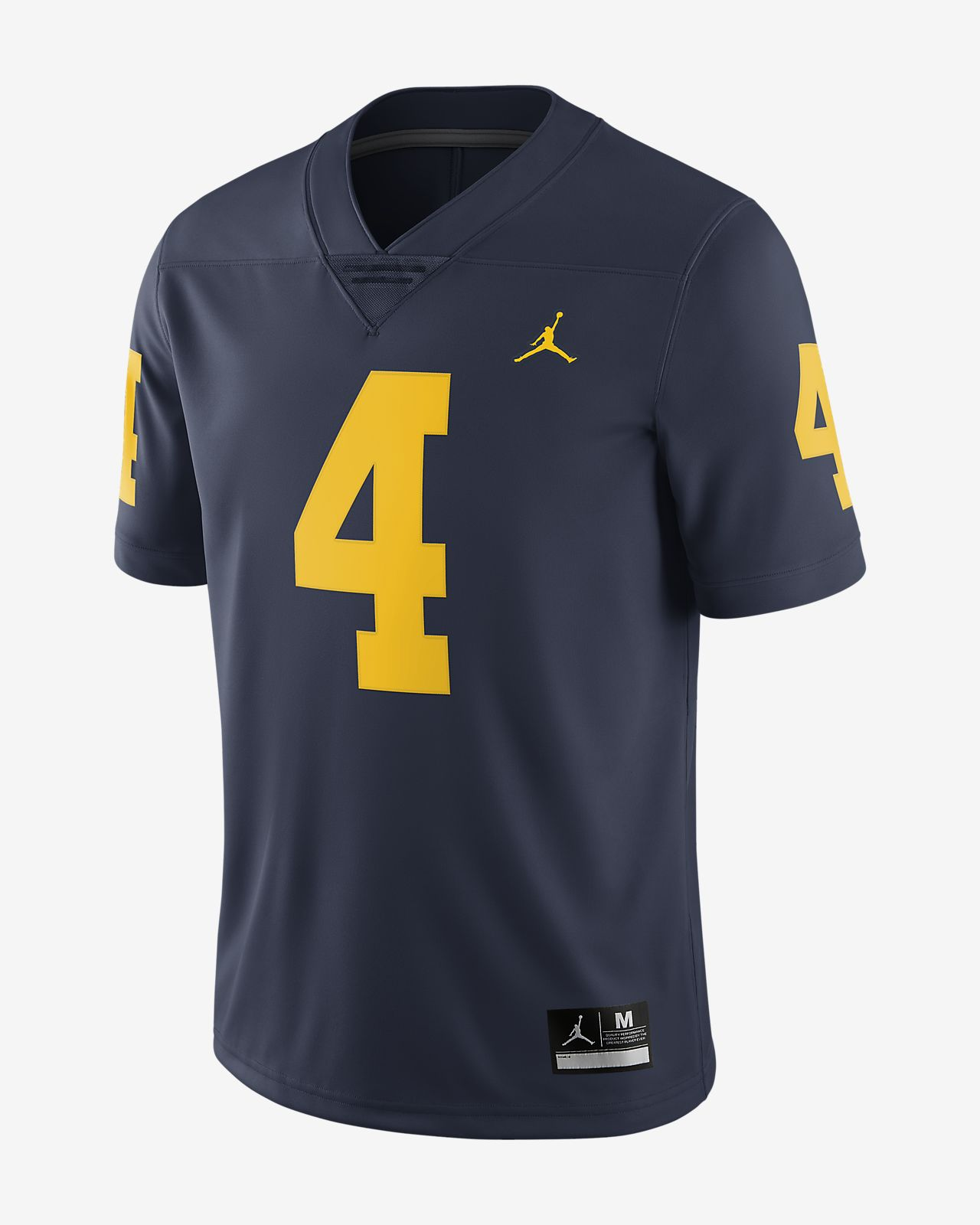 a1f2ef3e26d114 Jordan College Limited (Michigan) Men s Football Jersey. Nike.com