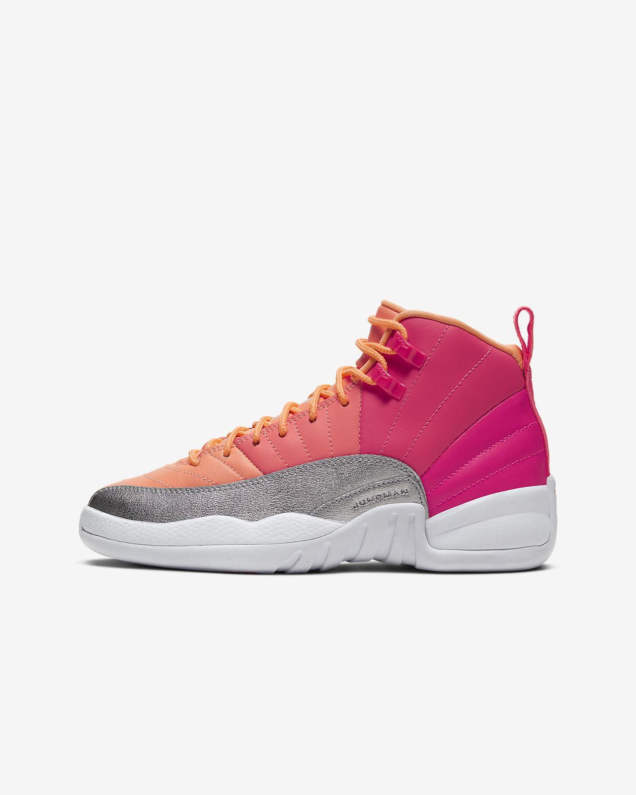Air Jordan 12 Retro Older Kids' Shoe