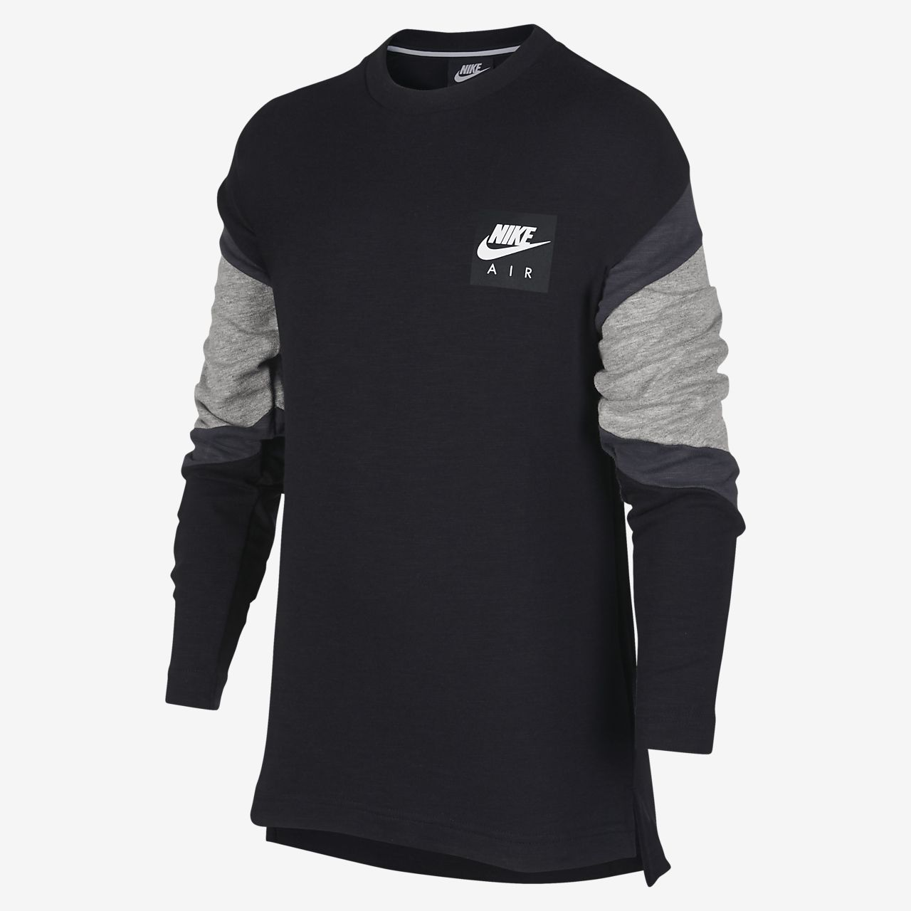 6950688b7176 Nike Air Older Kids  (Boys ) Long-Sleeve Top. Nike.com AU