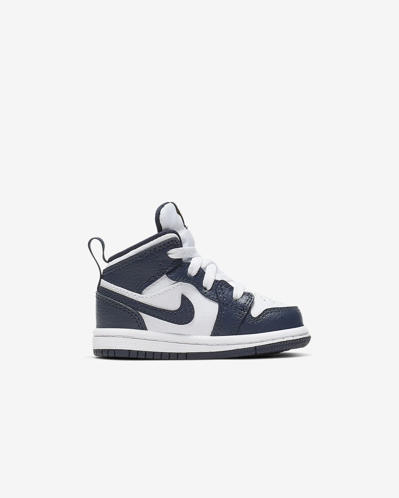 outlet store 41fbf e2239 Air Jordan 1 Mid Infant/Toddler Shoe