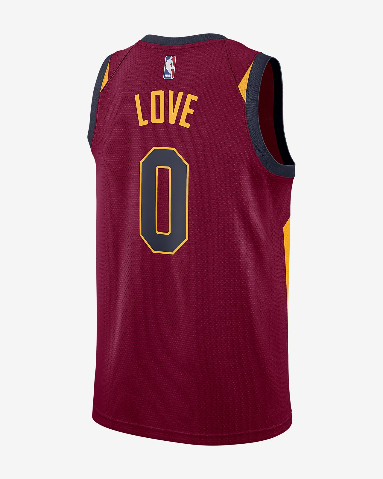 Kevin Love Icon Edition Swingman Jersey (Cleveland Cavaliers) Camiseta Nike NBA Connected Hombre