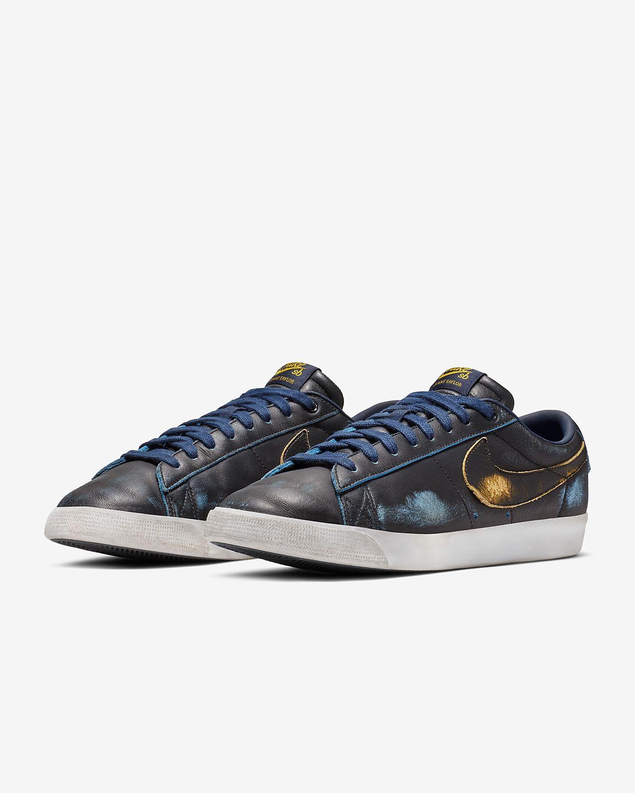 Nike SB Blazer Low GT NBA Men's Skate Shoe