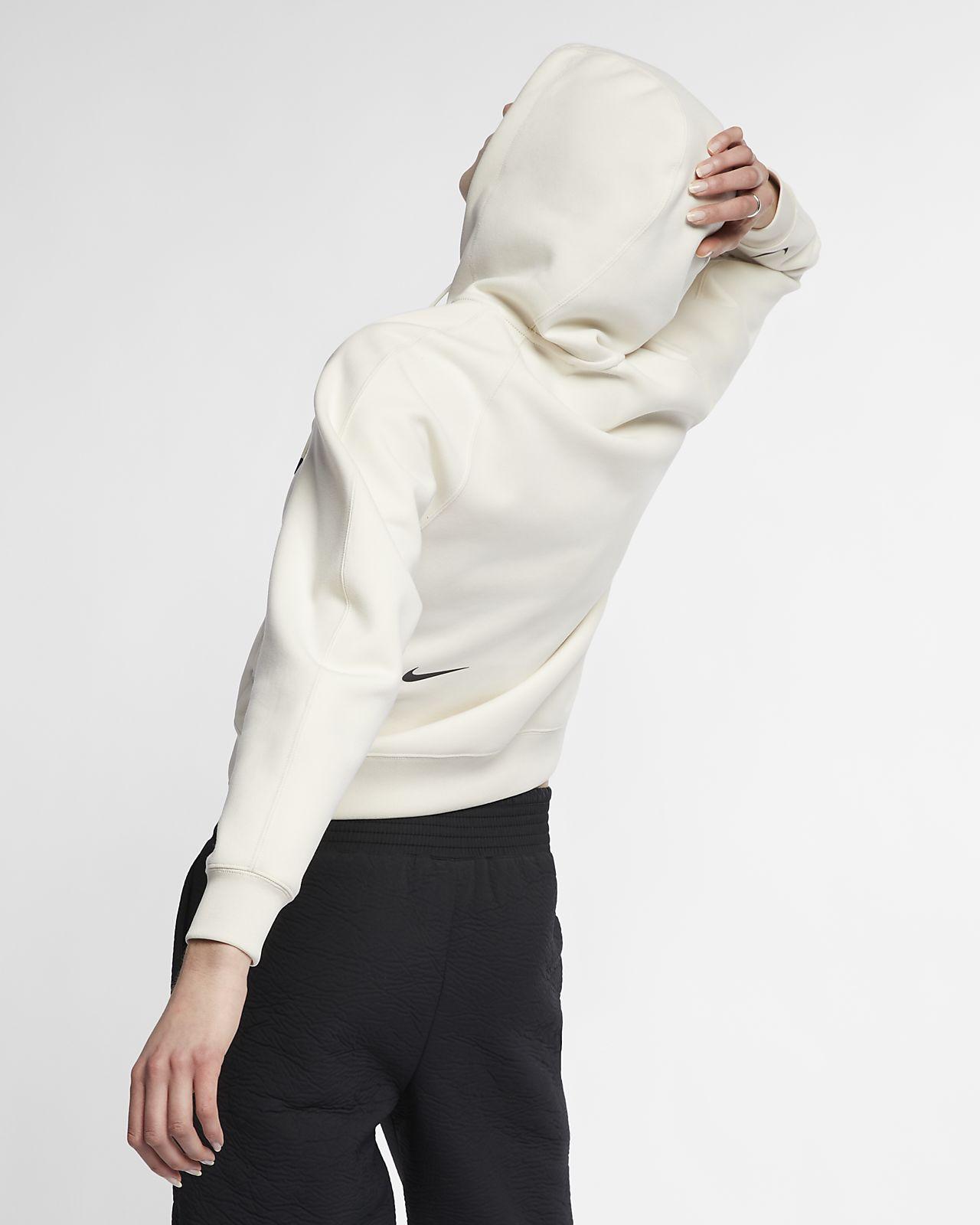 b3ce5080d479 Nike Sportswear Tech Pack Women s Full-Zip Fleece Hoodie. Nike.com SG
